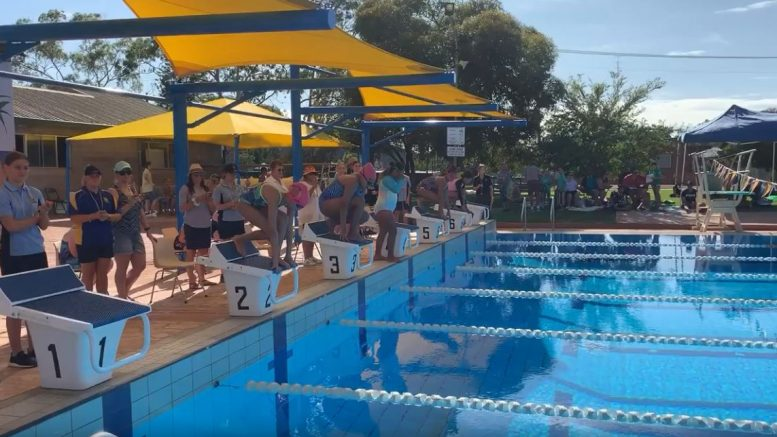 2020 Condobolin Public School Swimming Carnival