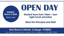 Red Bend Open Day