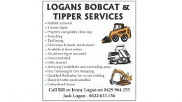 Logans Bobcat & Tipper Services
