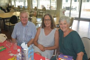 Jim Cooney, Meagan O'Carrigan and Sue Kendall. Image Credit: Melissa Blewitt.