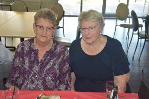 Jenny Tait and Margaret Gordon. Image Credit: Melissa Blewitt.