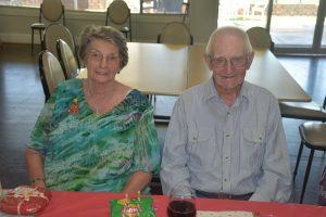 Sue and Harold Bell. Image Credit: Melissa Blewitt.