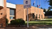 The Condobolin RSL Club has been awarded a $6,000 grant as part of the Federal Government's Saluting Their Service Commemorative Grants Program to help the facility to upgrade its commemorative garden and cover costs for a recently installed memorial. Image Credit: Melissa Blewitt