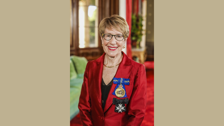 Her Excellency the Honourable Margaret Beazley AC QC Governor of NSW will be the special guest at the 2021 Condobolin Picnic Races on Saturday, 20 February. Image Credit: www.governor.nsw.gov.au