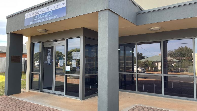 Brenshaw Medical Centre in Condobolin is not closing its doors, despite rumours to the contrary. It is true that Dr Chandana is leaving, Brenshaw is currently in negotiations with a Dr to replace him. Image Credit: Melissa Blewitt.