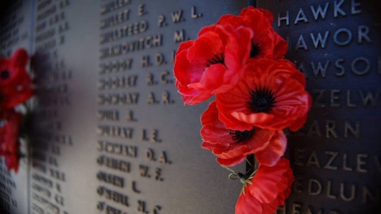 Students from Condobolin and across the Parkes Electorate are being encouraged to enter the Anzac Day Schools' Awards are about honouring the service and sacrifice of Australians from the First World War to modern day conflicts and peacekeeping operations. Image Contributed.