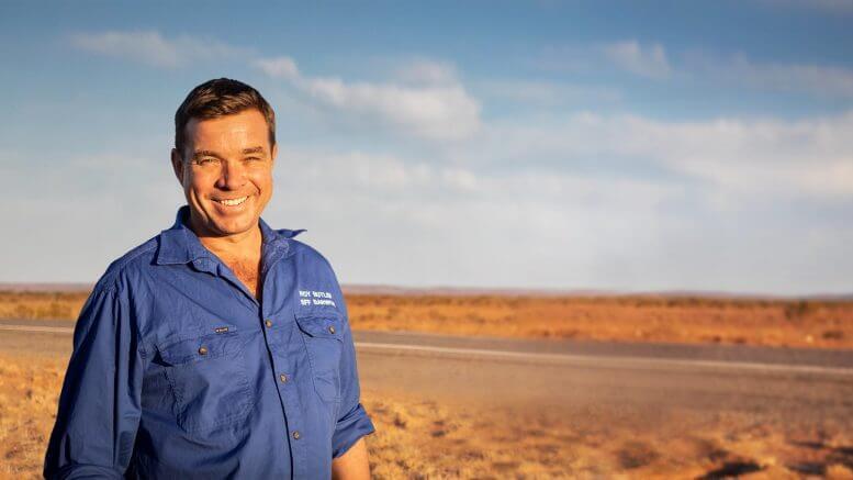 State Member for Barwon, Roy Butler. Image Credit: www.roybutler.com.au