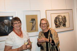 Lorraine L'Estrange and Wendy Shosemark