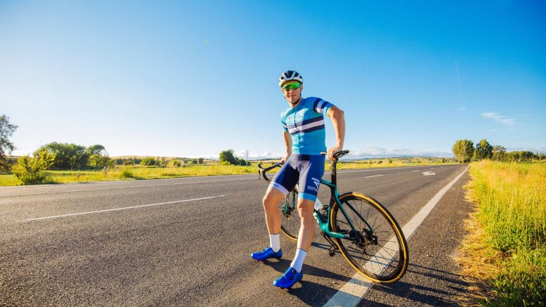 Royal Far West's Ride for Country Kids 2021 Ambassador Mark Renshaw.