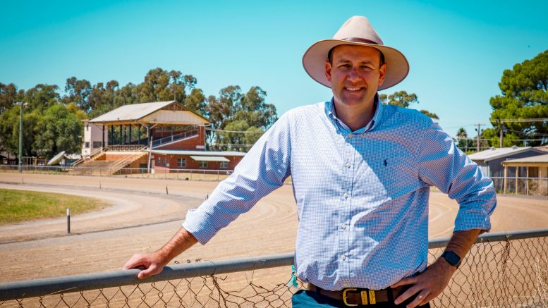 Upper House MP Sam Farraway has announced funding for local showgrounds that will enable them to initiate upgrades that will see them preserved for future generations. There is $140,096 for Trundle Showground to redevelop its hospitality facilities. Tullamore Showground will receive $22,000 to install solar panels on its sheep and cattle pavilion. Image Contributed.