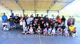 Blackfit Fitness visited Condobolin during the April School Holidayswhere local children were able to participate in a myriad of activities at Condobolin High School. Image Credits Melissa Blewitt and Kathy Parnaby.
