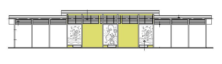 This image illustrates how the new facility will look once completed. Image Credit: Lachlan Shire Council.