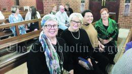 Kim Roberts, Tanya Jones, Allison Manwaring and Patricia Seymour.