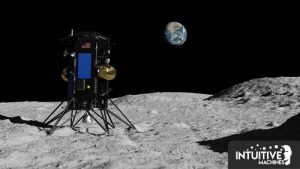Intuitive Machines' Nova-C lander will deliver cargo and experiments to the lunar surface. © Intuitive Machines