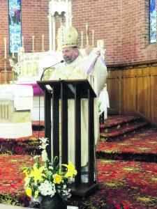 Bishop Columba Macbeth-Green OSPPE DD. Image Credit: Bishop Columba Macbeth-Green OSPPE DD Facebook Page.