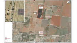 A $4 Million Solar Farm has been approved for Condobolin. Councillors voted seven to one to approve the Development Application from Enerparc Australia Pty Ltd. The proposal, is known as the 'Condobolin Solar Farm' or CSF, and will be located at 121 Willis Lane, Condobolin. Image Credits: Lachlan Shire Council.
