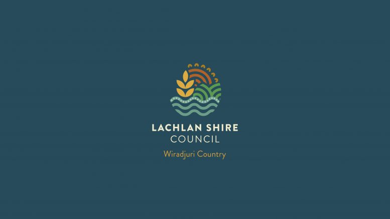 The new Lachlan Shire Council Corporate logo. Image Credit: Lachlan Shire Council