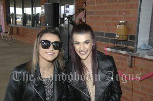 Trisha Golya and Aimee Golya