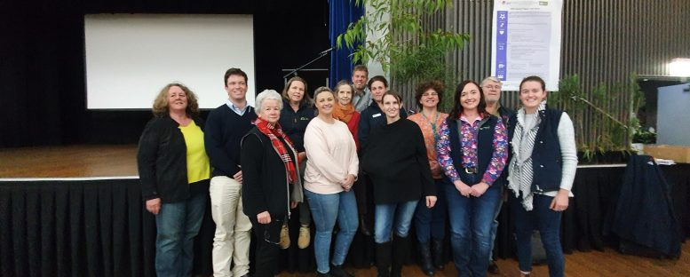 Landcare Coordinators from across the state at the state gathering.